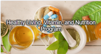 Healthy Living, Vitamin and Nutrition Categories. Suppliers will present new and existing programs to buyers across all channels.